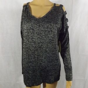 NWT Womens PER SEPTION CONCEPTS Sweater - Sz LARGE